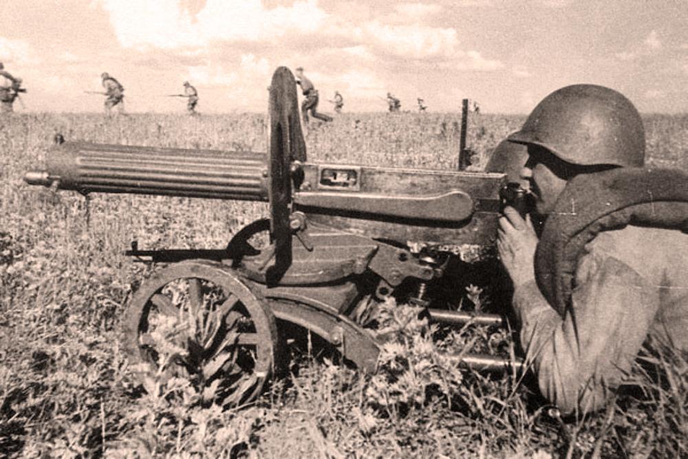 Война — глазами простого солдата