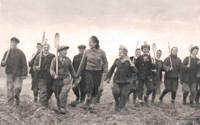 Дети Арзамасского района в годы Великой Отечественной войны